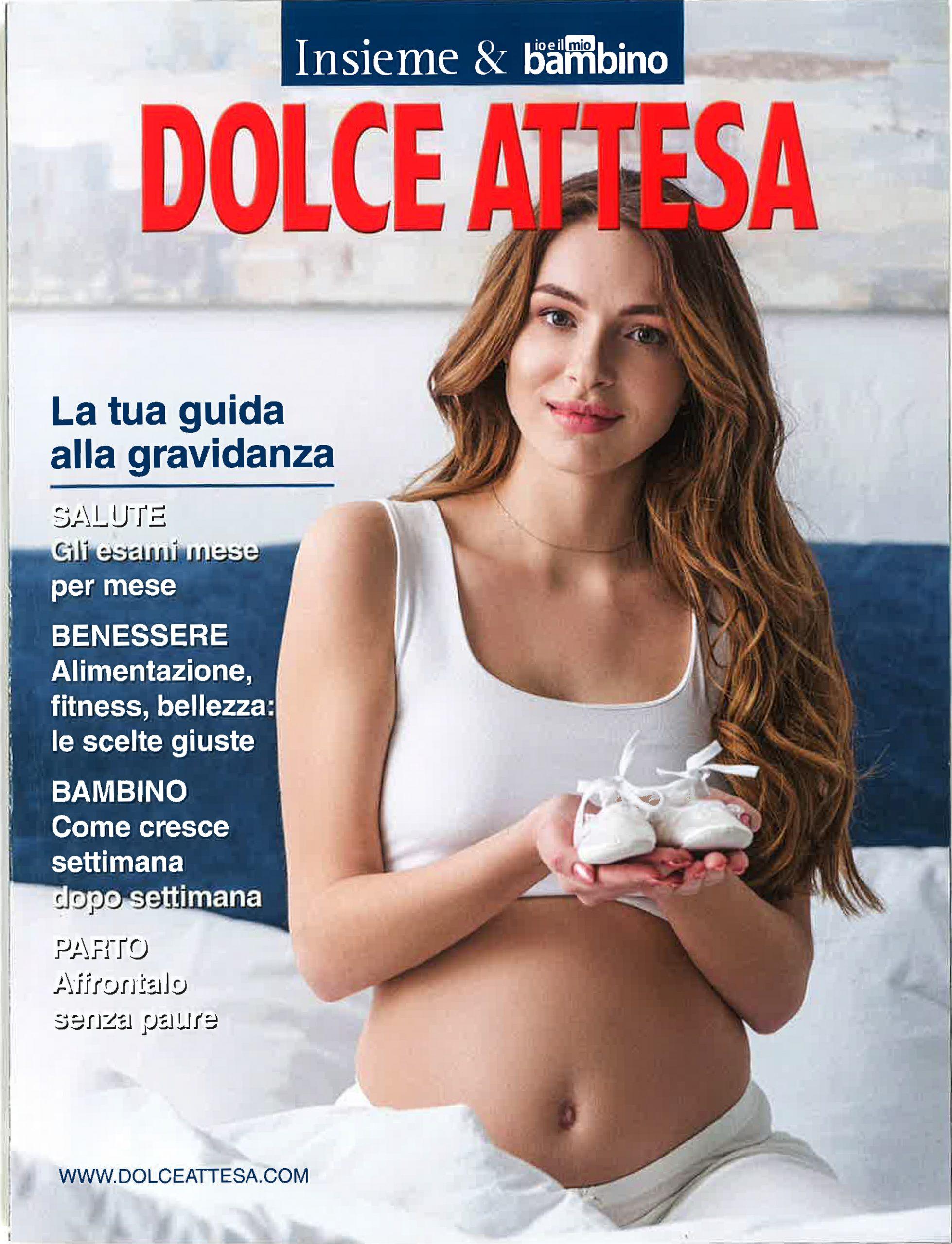 Guida gravidanza, Io & il mio bambino, novembre 2019