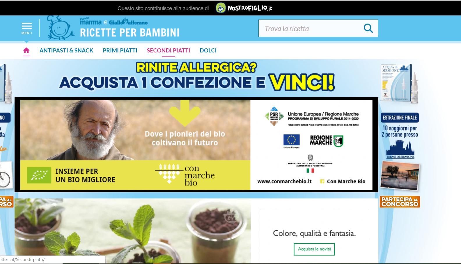 Mondadori, pianetamamma.it 2019